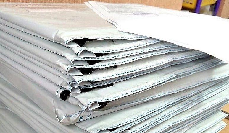 Пластиковые конверты