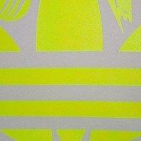 00-04 Термотрансфер Бренды флю желтые 25х35см